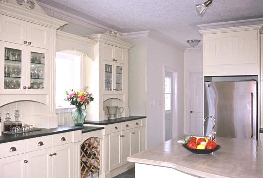 Home staging pour armoires de cuisine montreal for Armoire de cuisine thermoplastique prix